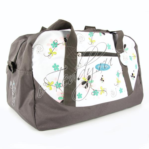 сумка для обуви с мишкой тедди.